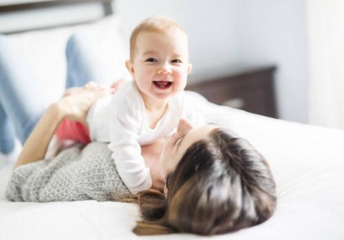 Jak bezpiecznie pobudzać rozwój niemowlęcia?